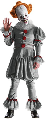 Rubie's Men's Grand Heritage Pennywise, as Shown, Standard