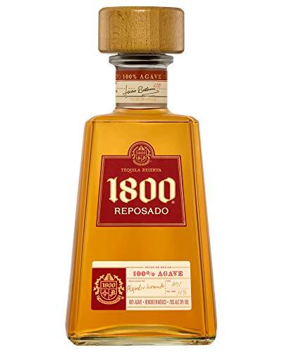 Tequila Hornitos Black Barrel marca 1800