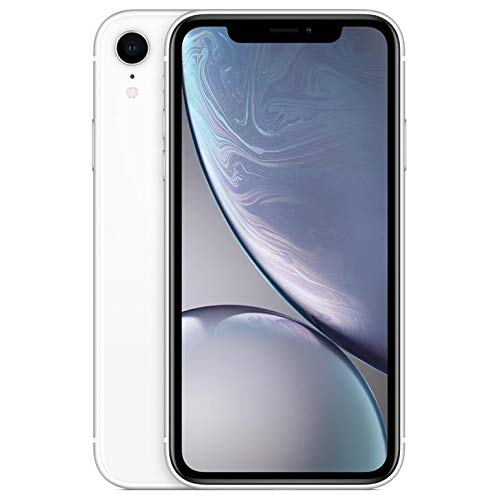 Iphone Xr Apple Branco, 128gb Desbloqueado - Mh7m3br/a