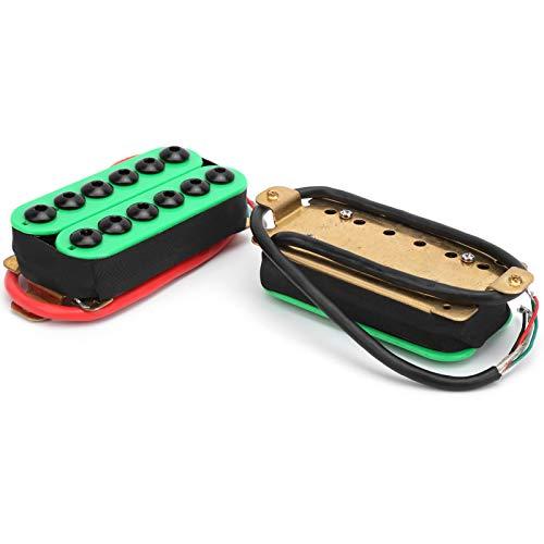 Pastilla de guitarra Humbucker, pastilla de guitarra eléctrica de 8.4x3.8x2.2cm Humbucker para...