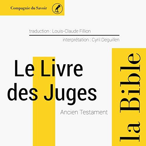Le livre des Juges cover art