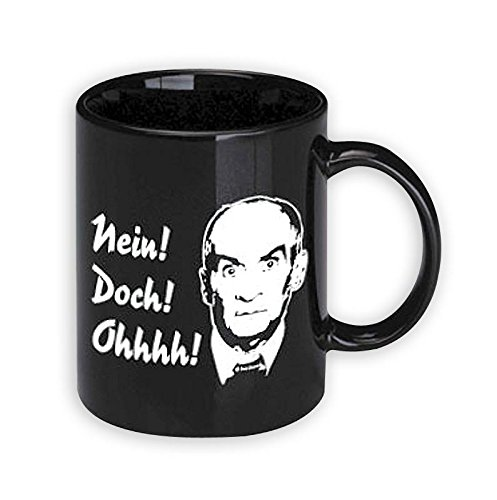 Close Up Nein! Doch! Ohhh! Tasse Louis de Funes