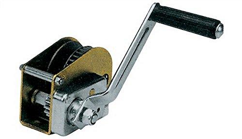 Kabellier verzinkt zonder touw trekkracht 1500 kg zelfremend DIN 3051/3060