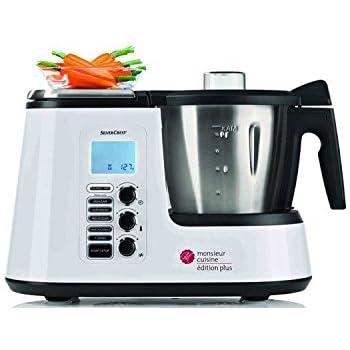 SILVERCREST Robot de Cocina Monsieur Cuisine Edition Plus SKMK ...