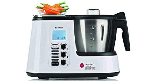 Monsieur Cuisine édition Plus SKMK 1200 A1 Robot de cuisine