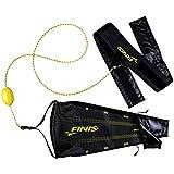 Finis Drag + Fly Paracaídas de natación, Unisex, Negro, Talla Única