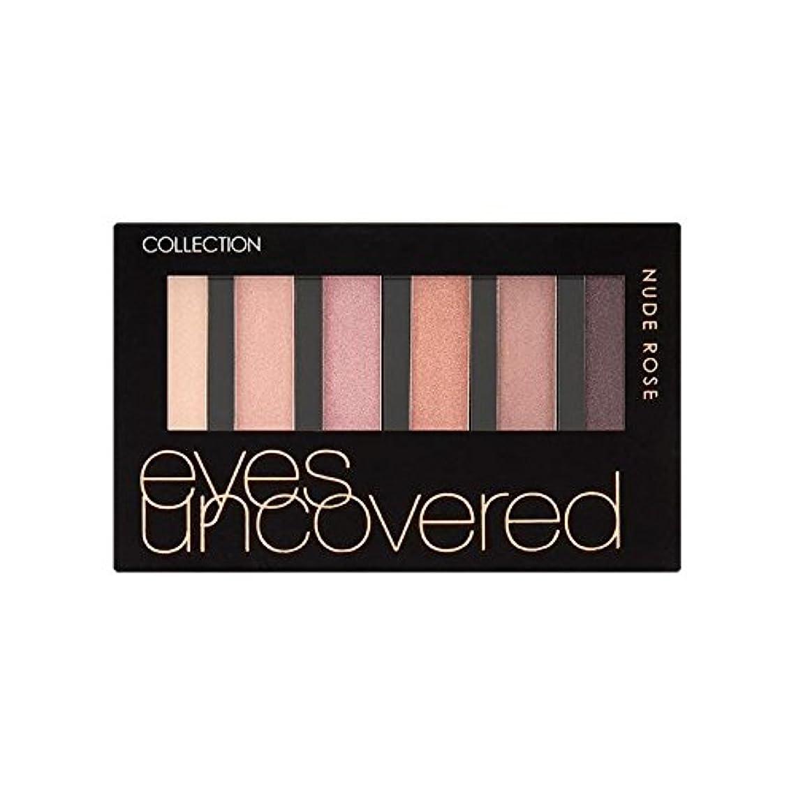によると延期するバリーCollection Eyes Uncovered Palette Nude Rose 6G (Pack of 6) - コレクションの目はパレットヌードバラの6グラムを発見します x6 [並行輸入品]