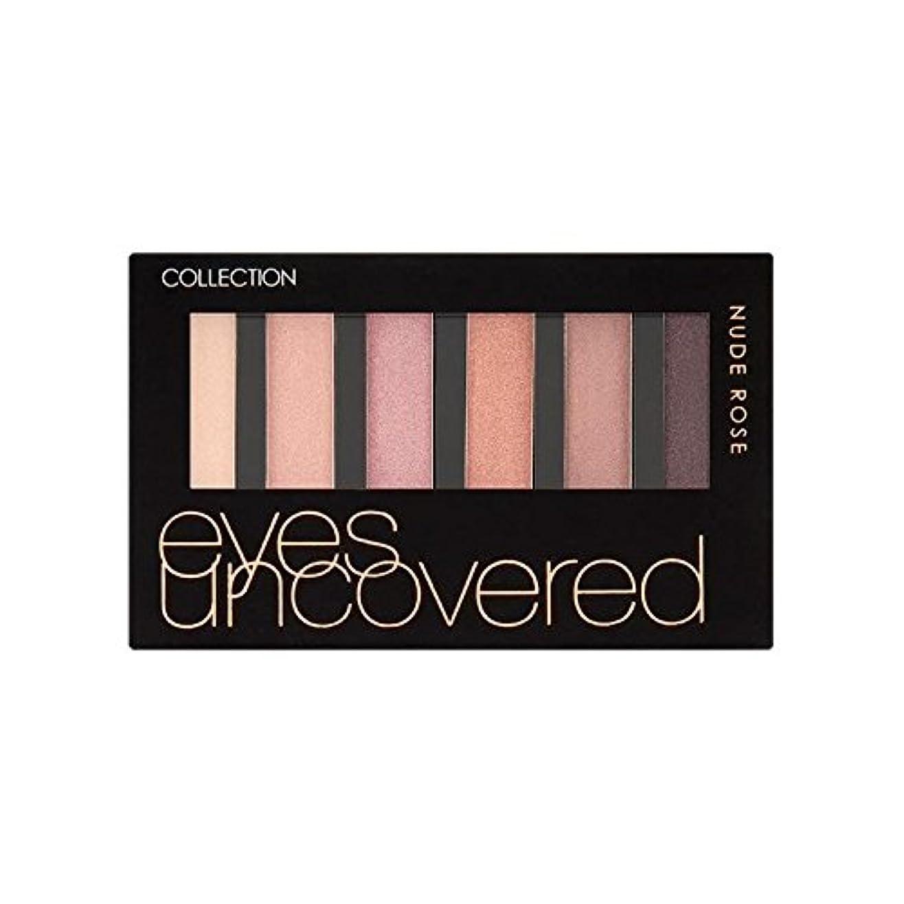 結婚式費やす民主党Collection Eyes Uncovered Palette Nude Rose 6G (Pack of 6) - コレクションの目はパレットヌードバラの6グラムを発見します x6 [並行輸入品]