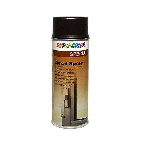 Dupli-Color 299780 Eloxal dunkelbronze 400 ml