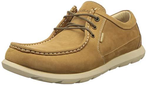 Woodland Men's Camel Casual Shoes (2917118_Camel)-8 UK/India (42 EU)