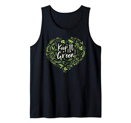 Feliz Da de la Tierra Mantngalo Verde Profesor de Ciencias Camiseta sin Mangas