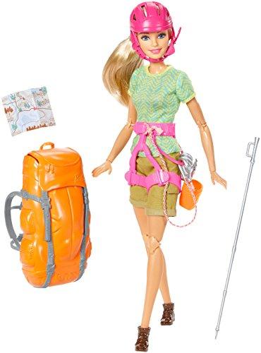 Barbie FGC97 - Wanderausflug Puppe