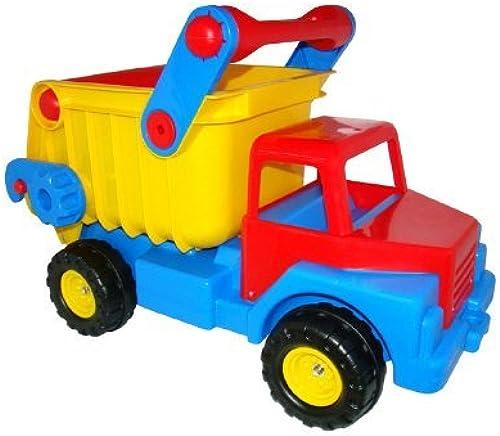 mejor marca Wader Giant Dump Dump Dump Truck by Wader  Ahorre 60% de descuento y envío rápido a todo el mundo.