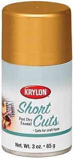 Best krylon short cuts metallic paint gold leaf Reviews