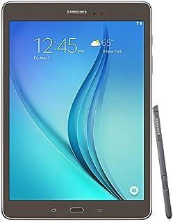 "Samsung Galaxy Tab A with S Pen 9.7""; 16 GB WiFi Tablet (Smoky Titanium) SM-P550NZAAXAR"
