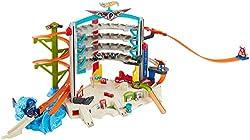 toy garage playset