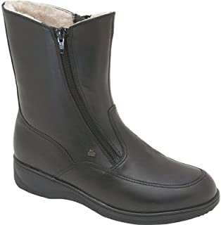 Finn Comfort Women's Minsk Leather Boots