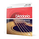 D'Addario EJ17 Acoustic 13-56 Medium Guitar Strings
