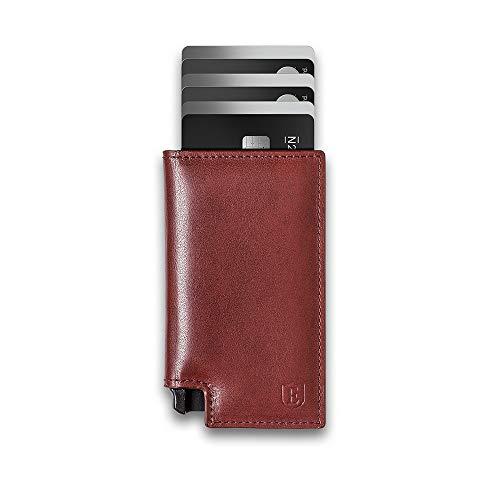 Ekster: Parliament - Slim Leather Wallet - RFID Blocking - Quick Card Access