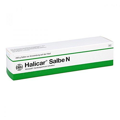 Halicar Salbe N, 200 g Salbe