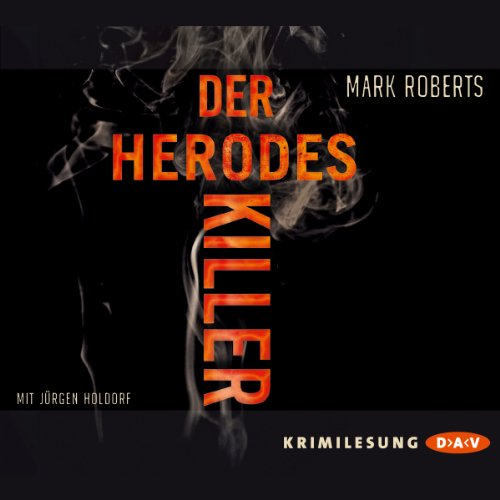 Der Herodes-Killer audiobook cover art