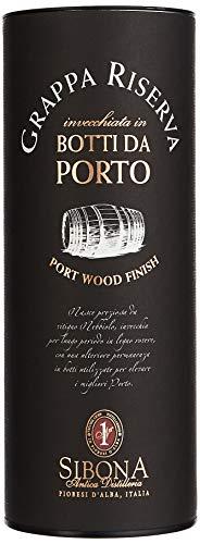 Sibona aged in Port Wood Grappa - 4