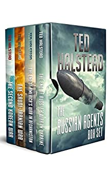 Book cover image for The Russian Agents Box Set