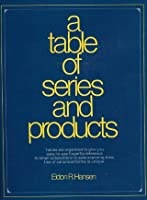 Table of Series and Products (Automatic Computation)