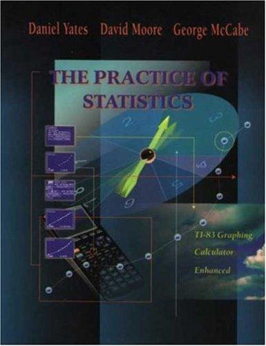 The Practice of Statistics AP: TI-83 Graphing Calculator Enhanced