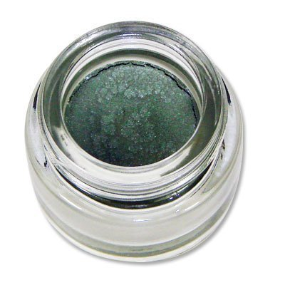 Starry Long Lasting Waterproof Eyeliner Gel with Brush Olive Shimmer Green by Starry, Inc.