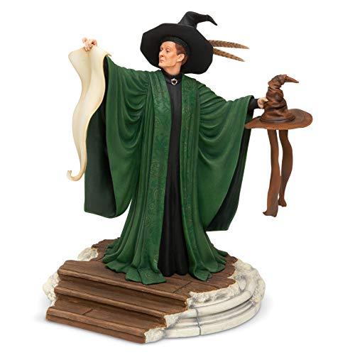 Wizarding World of Harry Potter, Figura de la Profesora Mcgonagall de para coleccionar, Enesco