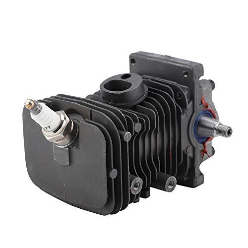 Motor Motor 38MM Cilindro Pistón Cigüeñal para STIHL MS170 MS180 018 Pieza de reemplazo de motosierra