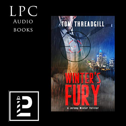 Winter's Fury audiobook cover art