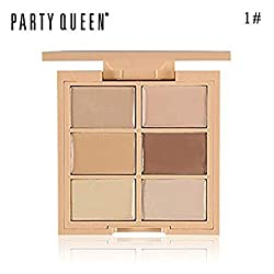7 Best Concealers For Dark Circles For Indian Skin - Party Queen Corrector Concealer Makeup Kit