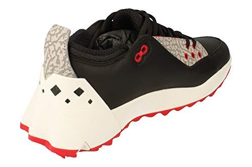 NikeJordanADG2GolfShoeBlack/Black-SummitWhite-UniversityRED-8