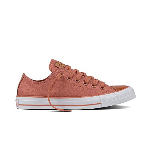 Converse Chuck Taylor All Star, Unisex, Canvas-Schuhe mit Aufnaht., Pink - Rosa 2563 - Größe: 42 EU