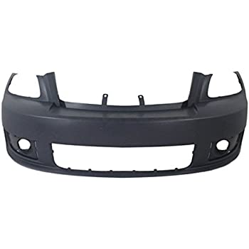 Amazon Com Koolzap For 08 10 Chevy Hhr Ss W Turbo Front Bumper