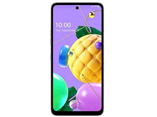 LG Smartphone LMK520 K52 Tim White 6.59