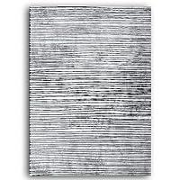 ヴィンテージの黒と白の抽象的なインクの壁のアートキャンバス絵画壁の写真プリント - キャンバスのリビングルームの家の装飾ソファの背景の壁の装飾絵画 (Color : B, Size (Inch) : 60x90cm no frame)