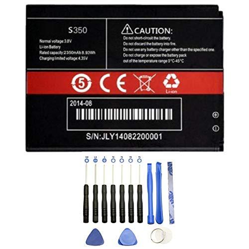 EspaceCyber® Akku S222/S350 für Cubot S222/S350 + Werkzeugset 13-teilig