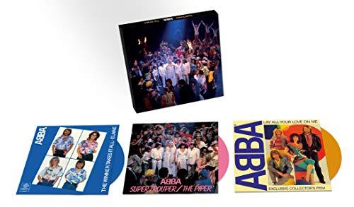 Super Trouper: 40th Anniversary Singles Box [Picture Disc 7-InchBoxset]