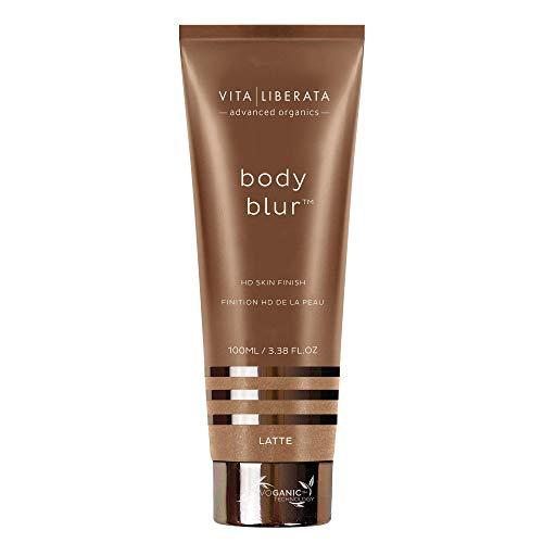 Vita Liberata Körper-Make-Up–Body Blur Instant HD Skin Finish, für Bräunung und Haut-Perfektionierung, 100ml