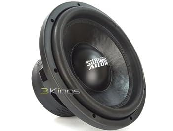 SA-12 D2 REV.3- Sundown Audio 12  750W Dual 2-Ohm SA Series Subwoofer