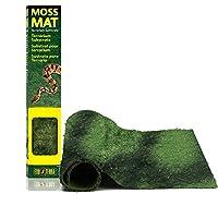 爬虫類テラリウム寝具基材ライナー柔らかい芝生造園装飾マット水陸両用亀トカゲ保湿カーペット