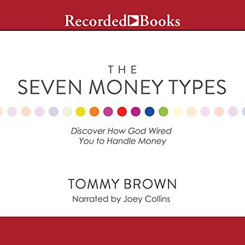 The Seven Money Types audiobook cover art