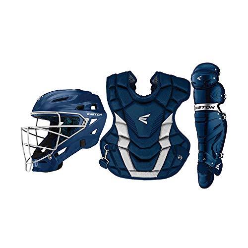 EASTON GAMETIME Baseball Catchers Equipment Box Set | Youth | Navy | 2020 |...