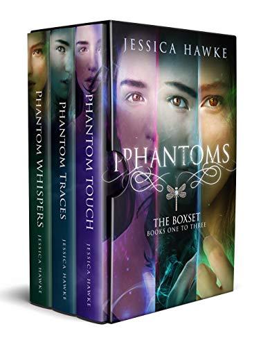 Phantoms Box Set (Books 1 - 3) (English Edition)
