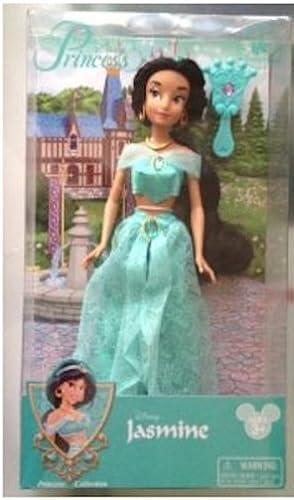 Disney Park Jasmine from Aladdin 11.5 inch Doll 2013 Release by Disney