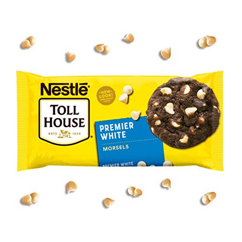 Nestle Toll House, Premier White Morsels, 12 oz