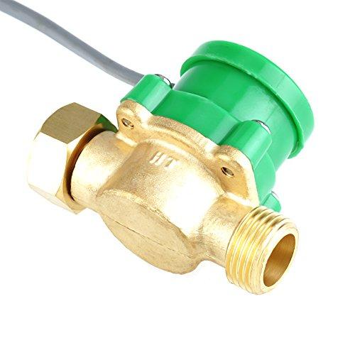 Interruptor de flujo de bomba, interruptor de sensor de flujo de bomba estable para área de baja presión de agua para presurización de agua del grifo